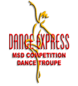 Dance Express MSD Competition Troupe